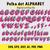 Polka dots Alphabet \ LOL font \ INSTANT DOWNLOAD (SVG, eps, dxf, ai, pdf, jpg,