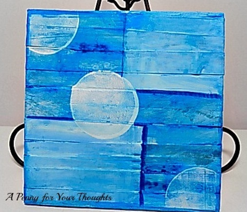 Order Mixed Media Canvas Covered Panel. Ready to Ship