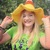 Candy Corn Witch Hat Crochet Pattern - PATTERN ONLY - Instant Download