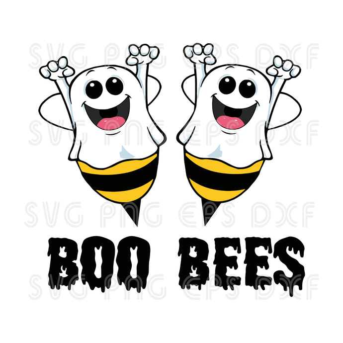 Boo bees halloween, boo boo crew svg, boo boo crew tshirt,Boo bees svg, boo bees