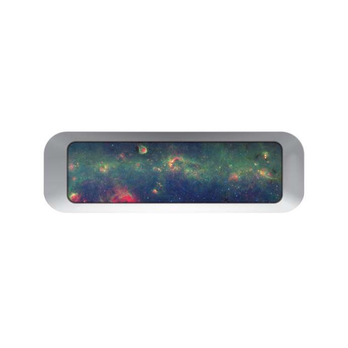Ultra Modern Space Window A River of Stars - Wall Decal - Great For Space Themed