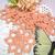 "Crochet Doilies 2.5"" Peachy Pink - 5pcs stl"