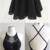 Cheap Little White Chiffon Off Shoulder Homecoming Dresses,homecoming dress,52