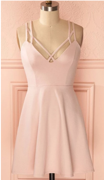 Cheap Prom Dresses, Short Prom Dresses, Prom Dresses Cheap, Pink Prom Dresses,