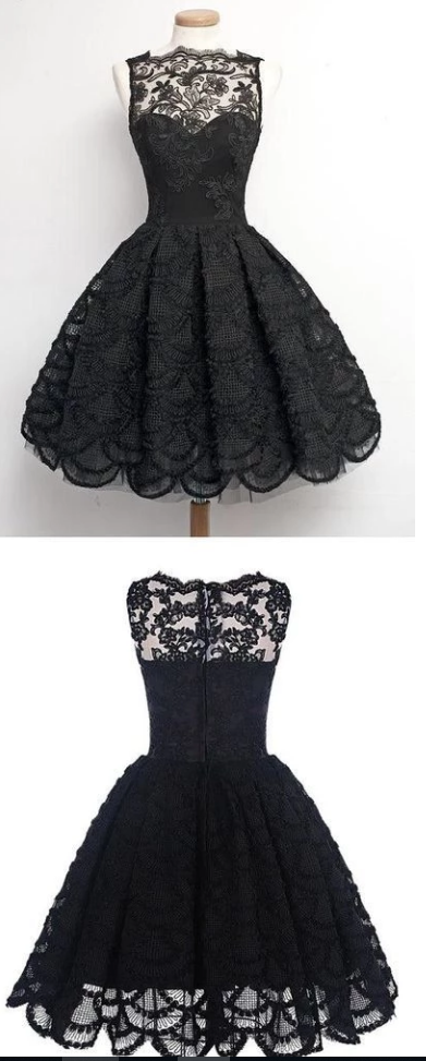 short homecoming dresses,black homecoming dresses,beaded homecoming