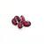 Faceted Rhodolite Garnet Oval 8x6 Loose Semi Precious Stones