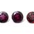 Faceted Rhodolite Garnet 8MM Round Loose Semi Precious Stones