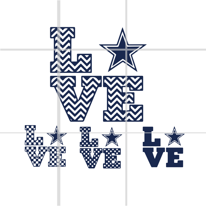 Love cowboys SVG,love dallas cowboy, dallas cowboy svg, cowboy svg,dallas cowboy