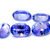 Tanzanite Faceted 7 x 5 mm Oval Flawless Loose Semi Precious Gemstone