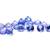 Tanzanite Faceted 4.00 MM Round Flawless Loose Semi Precious Gemstone