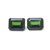Green Tourmaline Faceted Emerald cut Loose Semi Precious Gemstone