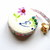Tape Measure Colored Hedgehogs Retractable Measuring Tape