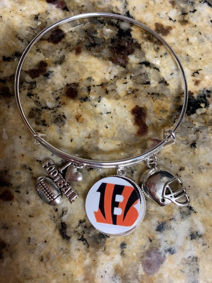Cincinnati Bengals bracelet