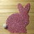 3pc Bunny Rabbit and Easter Egg Cutting Dies