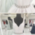 Sexy See Through V-Neck Short Rhinestone White Homecoming Dresses 2018,