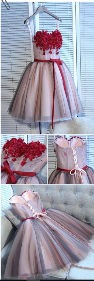 HOMECOMING DRESSES 2019 ,SWEETHEART SHORT/MINI PROM DRESS PARTY DRESS ,112