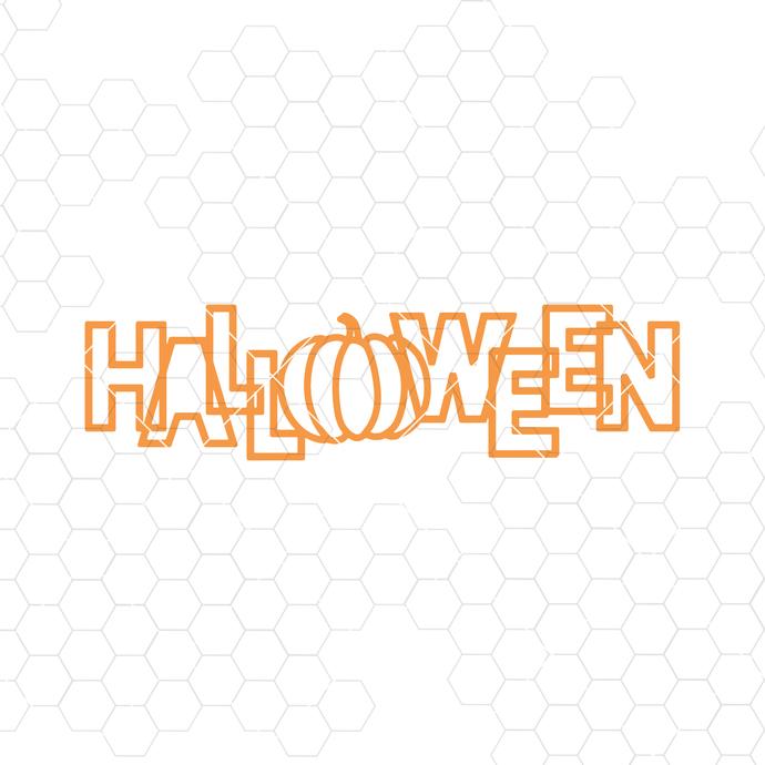 Halloween Digital Cut Files Svg, Dxf, Eps, Png, Cricut Vector, Digital Cut Files