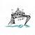 Cruise Ship Digital Cut Files Svg, Dxf, Eps, Png, Cricut Vector, Digital Cut