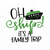 Oh Ship It's A Family Trip Svg - Cruise SVG, DXF, EPS, Png - Family Vacation