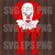 Pennywise Cutting File For Cricut, Pennywise Clown SVG, Pennywise Svg, Art It