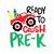 Ready to Crush Pre-K Svg, Back To School Svg, Preschool Svg, Monster Truck Shirt