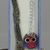 Hand Made Silver Coloured Dolphin Themed Bookmark With An Owl Charm In A Gift