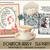 Downton Abbey tea party printables, Downton Abbey Invitation, Downton Abbey