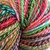 "100% Targhee handspun yarn - ""Watermelon"""