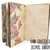 BoHo/Bohemian Journal Kit: Comes with an 80 page premade journal and ephemera
