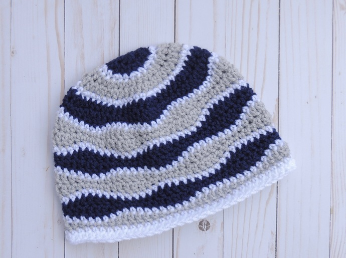 Crochet Winter Hat Beanie for Child or Adult - Pick Your Colors