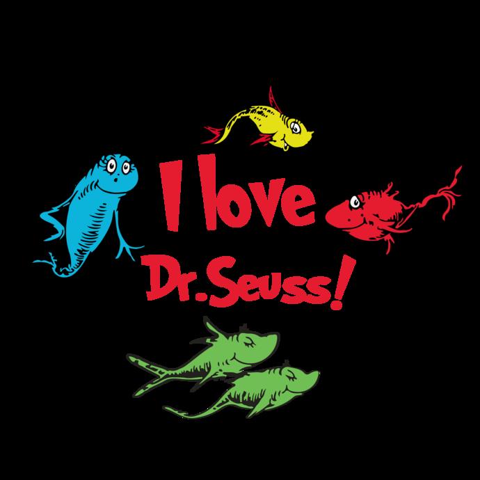 I love dr seuss, fish svg,dr seuss svg,dr seuss gift, dr seuss shirt,Dr seuss