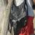 Fringe Hobo Leather Sling Shoulder Bag