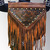 Handmade Fringe Purse Crossbody Hobo Leather Bag