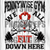 Pennywise gym we all fit down here svg, pennywise svg, we all fit down here svg,