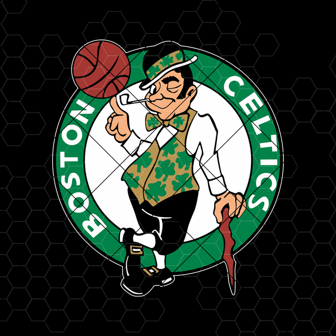Boston Celtics Digital Cut Files Svg, Dxf, Eps, Png, Cricut Vector, Digital Cut