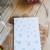 Subikawa postcard pad - Star - 10 postcards with 5 different designs