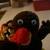 hand crochet stuffed turkey