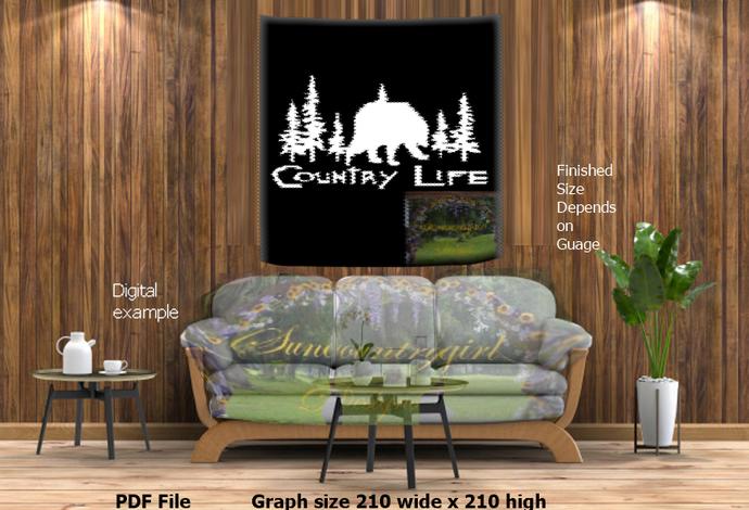 Country Life Bear