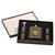 Caduceus Personalized Flask Set with 4 shotglasses - Custom Printed
