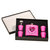 Nursing is a Work of Heart Personalized Flask Set with 4 shotglasses - Custom