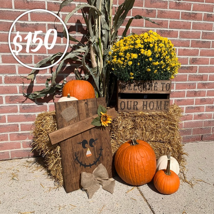 FALL PORCH PACKAGE- $150