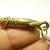 Phallic Penis Lingham Yant amulet pendant necklace calling and bringing good