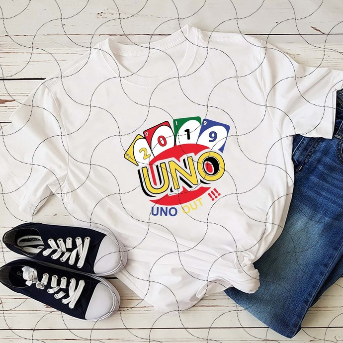 Uno Shirt Svg, 2019 Uno Out Game, Shirt For Gamer,I'm Pro Gamer Cricut,