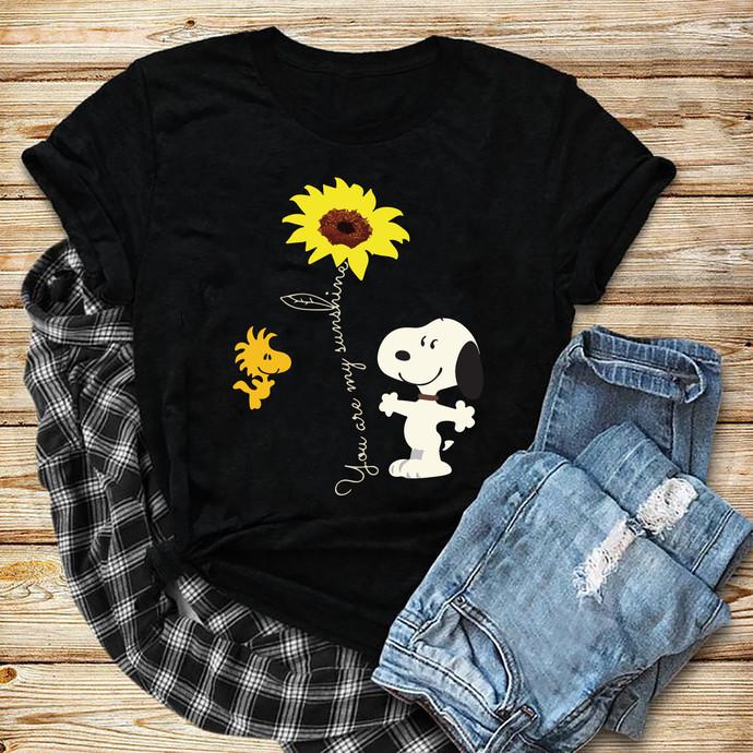 You Are My Sunshine, Snoopy, Snoopy Dog, Cute Snoopy, dog, Snoopy birthday,