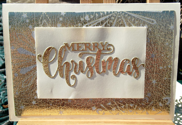 Homemade Card-Homemade Cards-Handmade Card-Handmade Cards-Merry Christmas