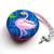 Tape Measure Flamingo Birds Small Retractable Measuring Tape