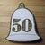 4pc Bell Cutting Die, Wedding, Anniversary, Christmas