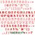 Stranger things Alphabet SVG Stranger things Font Letters shirt Number