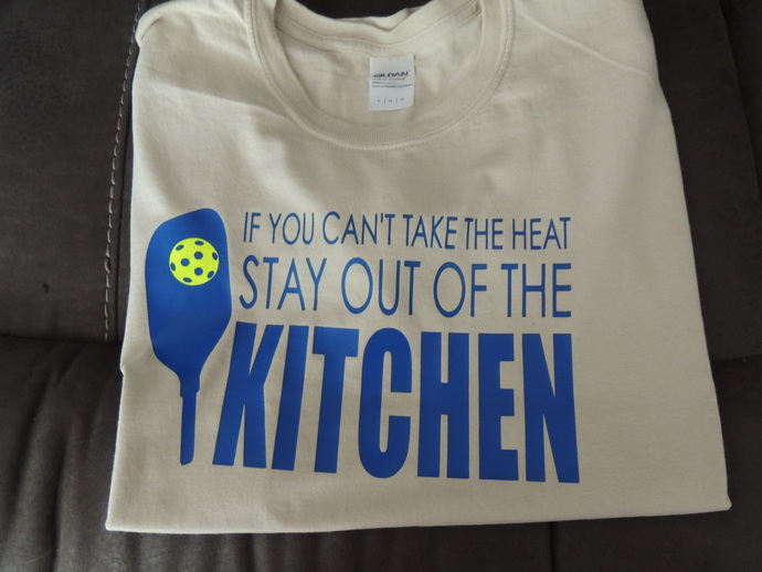 Pickleball Stay out of Kitchen Shirt
