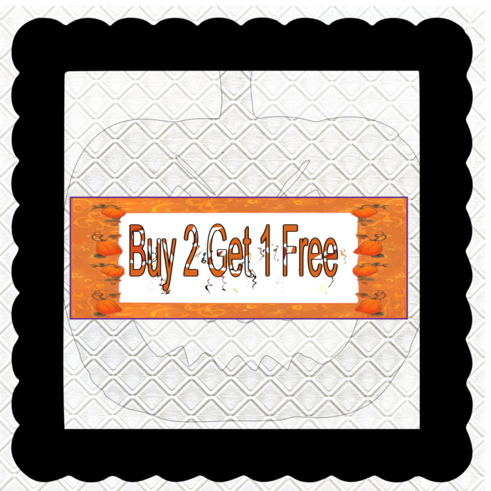 Buy 2 Get 1 Free Banner-Digital Kit-Jewelry Tag-Clipart-Gift Tag-Holiday-Digital